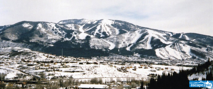 2017 North America Top 10 Ski Resorts | Escape2ski | Steamboat Ski Resort, Colorado | Best Ski Resorts in the United States | Ski Colorado | Steamboat Springs