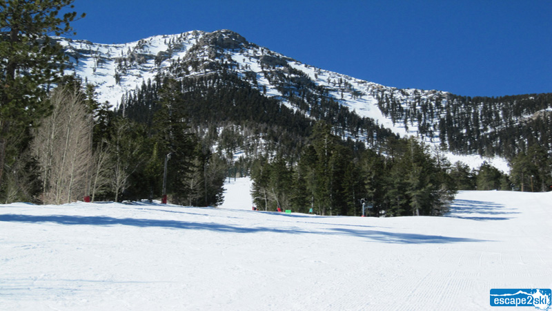 lee canyon ski area