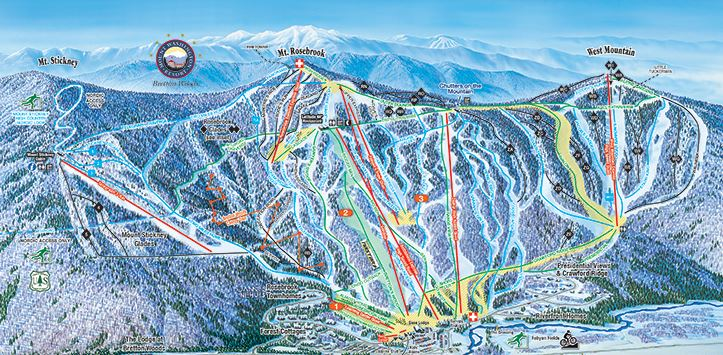 Bretton Woods Ski Resort Trail Map | Bretton Woods Trail Map | Bretton Woods Ski Resort, Bretton Woods, New Hampshire | Ski New Hampshire | Tourism New Hampshire | Ski Areas in New Hampshire | Escape2ski | Mount Washington Valley, New Hampshire | North Conway, New Hampshire
